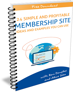 Simple and Profitable Membership Ideas and Examples You Can Use